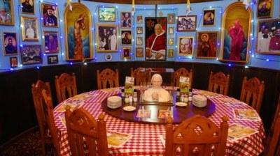 Buca di Beppo DC Pope Room