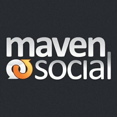 MavenSocial logo