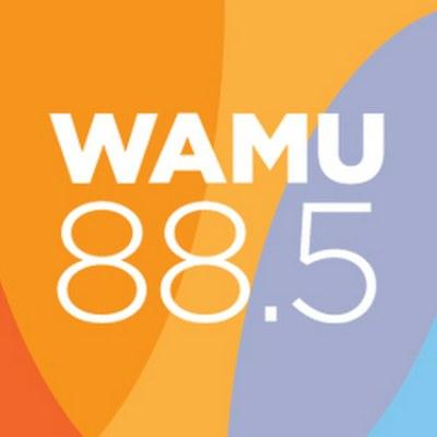 WAMU 88.5 FM logo