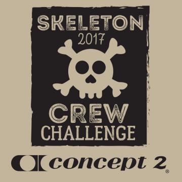 2017 Concept2 Skeleton Crew Challenge October 25–31