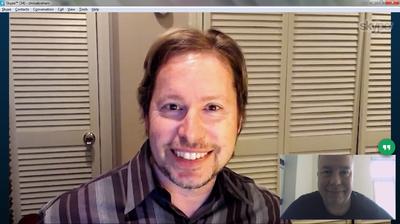Stever Robbins Coaching via Skype