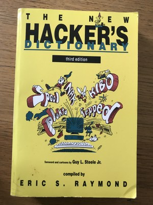 The Jargon File The New Hacker's Dictionary