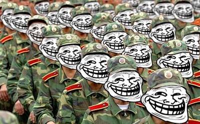 Russian Troll Army Web brigades Веб-бригады