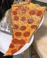 Pizza enough to fill the belly