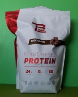 My review of the TB12 Plant-Based Protein chocolate powder supplement