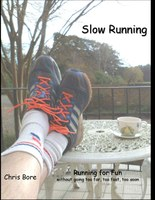 Some great books for slow jogging, slow running, and heart rate aerobic training